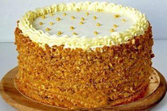 Торт-медовик