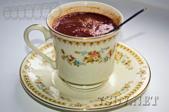 Напитки из шоколада