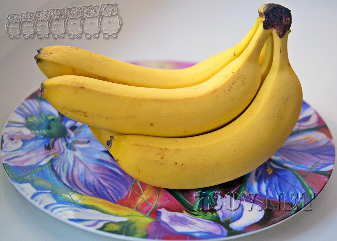 Лечебные свойства кожуру банана
