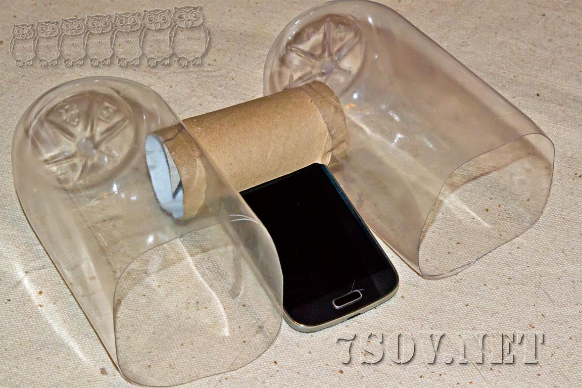 Простейший усилитель для смартфона