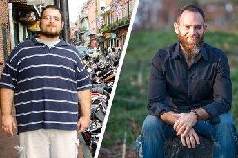 10 принципов человека похудевшего на 70 кг