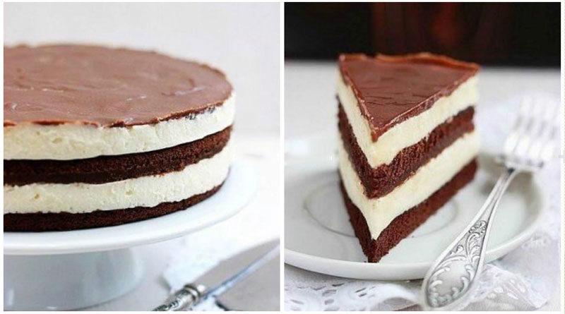 """Шоколадний торт """"Мілка"""""""